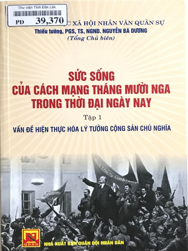 "suc song cua cach mang thang muoi nga """